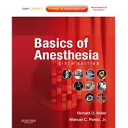 Basics of Anesthesia by Miller, Ronald D.; Pardo, Manuel C., Jr., M.D., 9781437716146