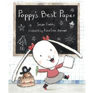 Poppy's Best Paper by Eaddy, Susan; Bonnet, Rosalinde, 9781580896146
