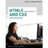 HTML5 and CSS Comprehensive by Woods, Denise M.; Dorin, William J., 9781133526148