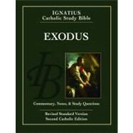 Exodus: Revised Standard Edition: Catholic Edition by Hahn, Scott; Mitch, Curtis; Walters, Dennis (CON), 9781586176150