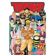Toriko, Vol. 21 Showdown at Chowlin Temple by Shimabukuro, Mitsutoshi; Shimabukuro, Mitsutoshi, 9781421556154