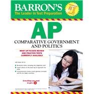 Barron's AP Comparative Government and Politics by Davis, Jeff, 9781438006154