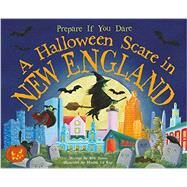 A Halloween Scare in New England by James, Eric; Le Ray, Marina, 9781492606154