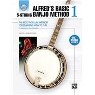 Alfred's Basic 5-string Banjo Method by Fox, Dan; Weissman, Dick, 9780739086155