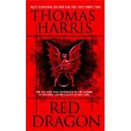 Red Dragon by HARRIS, THOMAS, 9780440206156
