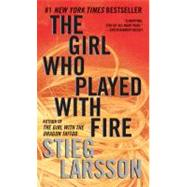 The Girl Who Played With Fire by Larsson, Stieg, 9780307476159