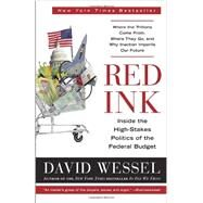 Red Ink by WESSEL, DAVID, 9780770436162