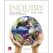 Inquiry into Life by Mader, Sylvia; Windelspecht, Michael, 9781259426162