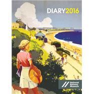 National Railway Museum Pocket Diary 2016 by National Railway, 9780711236165