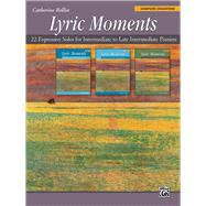 Lyric Moments by Rollin, Catherine (COP), 9781470626167