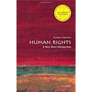Human Rights: A Very Short Introduction by Clapham, Andrew, 9780198706168