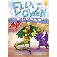 The Dragon Games! by Kent, Jaden; Bodnaruk, Iryna, 9781499806168