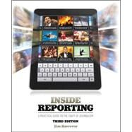 Inside Reporting by Harrower, Tim, 9780073526171