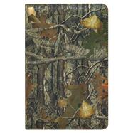 Sportsman's Bible, NKJV NKJV Large Print Personal Size Edition, Camo LeatherTouch by Holman Bible Staff, 9781433636172