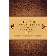 HCSB Study Bible Personal Size, Hardcover by Unknown, 9781586406172