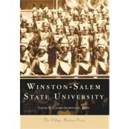 Winston-Salem State University by Cue, Carter B.; Davis, Lenwood G., 9780738506173