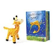 Giraffes Can't Dance Book and Plush Toy by Andreae, Giles; Parker-Rees, Guy, 9780545826174