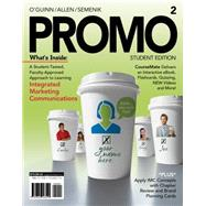 PROMO2 (with CourseMate Printed Access Card) by O'Guinn, Thomas; Allen, Chris; Semenik, Richard J., 9781133626176