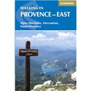 Walking in Provence East: Alpes Maritimes, Alpes De Haute-provence, Mercantour by Norton, Janette, 9781852846176