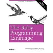 The Ruby Programming Language by Flanagan, David, 9780596516178