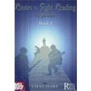 Routes to Sight Reading for Guitarists : Book One by , 9781898466178
