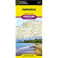 National Geographic Adventure Map Jamaica North America by National Geographic Society (U. S.), 9781597756181