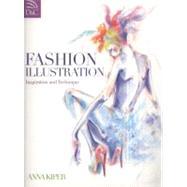 Fashion Illustration by Kiper, Anna, 9780715336182