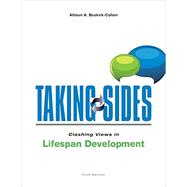 Taking Sides: Clashing Views in Life-Span Development by Buskirk-Cohen , Allison, 9781259216183