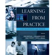 Learning from Practice by Wortham, Leah; Brooks, Susan; Scherr, Alexander; Maurer, Nancy, 9781634596183