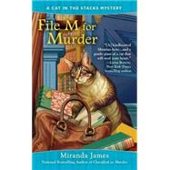 File M for Murder by James, Miranda, 9780425246184