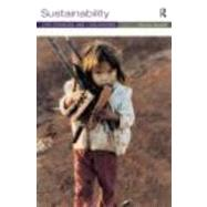 Sustainability: Life Chances and Livelihoods by Redclift,Michael, 9780415196185