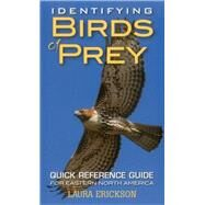 Identifying Birds of Prey by Erickson, Laura, 9780811716185