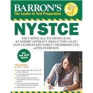 Barron's NYSTCE by Postman, Robert D., Dr., 9781438006185