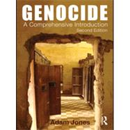 Genocide: A Comprehensive Introduction by Jones; Adam, 9780415486187