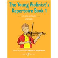 The Young Violinist's Repertoire by De Keyser, Paul (COP), 9780571506187