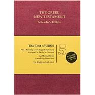 The UBS Greek New Testament Reader by Newman, Barclay M.; Voss, Florian, 9781619706187