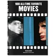 100 All-time Favorite Movies of the 20th Century by Müller, Jürgen, 9783836556187