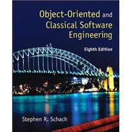Object-oriented and Classical Software Engineering by Schach, Stephen, 9780073376189