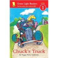 Chuck's Truck by Anderson, Peggy Perry, 9780544926189