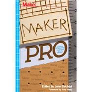 Maker Pro by Baichtal, John, 9781457186189