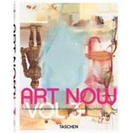 Art Now: A Cutting-edge Selection of Today's Most Exciting Artists by Holzwarth, Hans Werner, 9783836536189