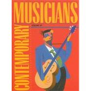 Contemporary Musicians by Ratiner, Tracie, 9780787696191