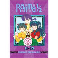 Ranma 1/2 (2-in-1 Edition), Vol. 6 by Takahashi, Rumiko, 9781421566191