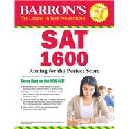 Barron's Sat 1600 by Carnevale, Linda; Teukolsky, Roselyn, 9781438006192