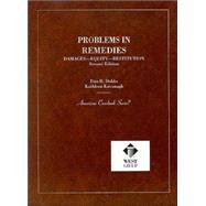 Problems in Remedies by Dobbs, Dan B.; Kavanagh, 9780314026194