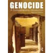 Genocide: A Comprehensive Introduction by Jones; Adam, 9780415486194
