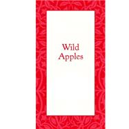Wild Apples by Thoreau, Henry David, 9781429096195