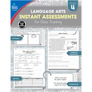 Instant Assessments for Data Tracking, Grade 4 by Biddle, Kristina L., 9781483836195