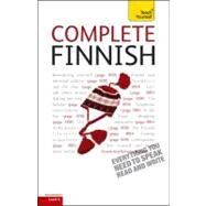 Complete Finnish: A Teach Yourself Guide by Leney, Terttu, 9780071766197