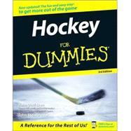 Hockey For Dummies&reg;, 3rd Edition by John Davidson, 9780470046197